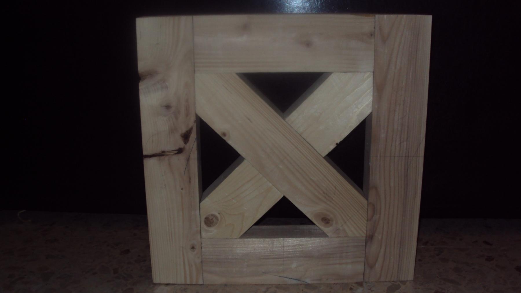 Croix de St André