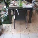 Avec TECH 3F / Botanic Manosque - plancher d'exposition